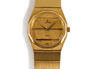 Alson Pre-Owned Concord Mariner 14K Yellow Gold Ladies Watch