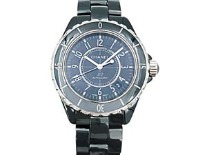 Alson Pre-Owned Chanel J12 Black Ceramic 38MM Watch
