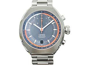 Alson Pre-Owned Oris Chronoris 40MM Steel Watch
