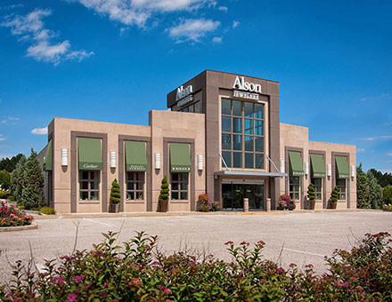 Alson Jewelers Storefront