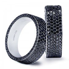 Black diamond bands