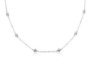 Alson Signature Collection 14K White Gold 18