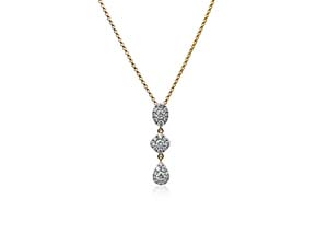 Alson Signature Collection 14K White & Yellow Gold 18