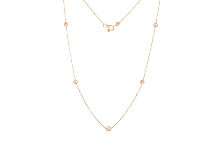 Roberto Coin 18K Rose Gold 18